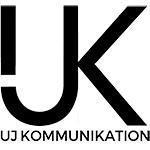 UJK – Agentur für Public Relations & Digitale Kommunikation. Logo